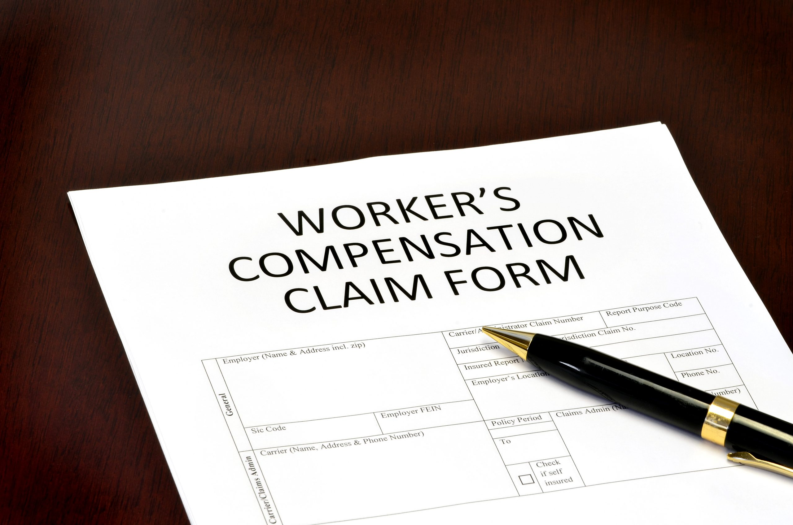 August 19 – Workers Compensation